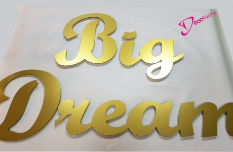 BIG DREAM | תחלום בגדול