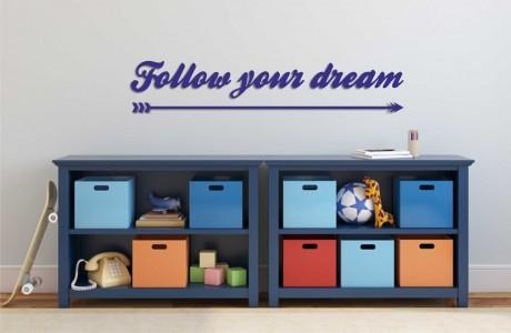 לך בעקבות החלום שלך | Follow your dream