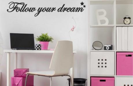 לכי בעקבות החלום שלך | Follow your dream I