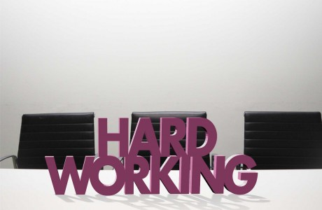 HARD WORKING
