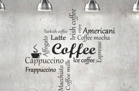 COFFEE וסוגי קפה